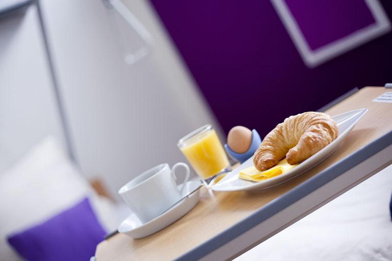 Frühstück in der Tagesklinik Am Brand