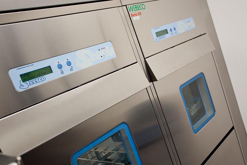 Steelco Reinigungs- und Desinfektionsgeräte stehen für höchste Qualität